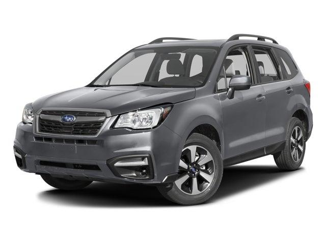 2017 Subaru Forester Premium Bay City Mi Area Volkswagen Dealer Serving Bay City Mi New