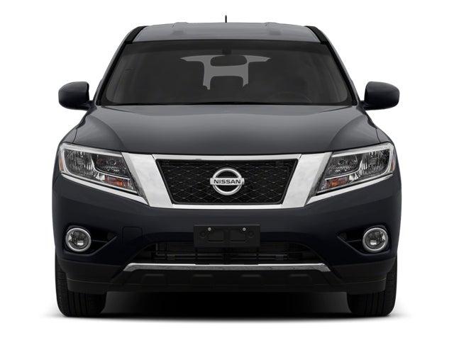 2013 Nissan Pathfinder SL In Bay City, MI   Thelen Volkswagen