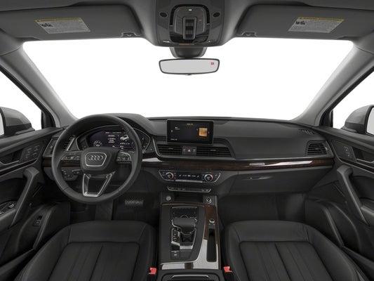 2018 Audi Q5 2 0T quattro