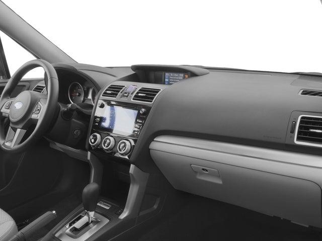 2018 Subaru Forester 2 5i Premium Bay City Mi Area Volkswagen